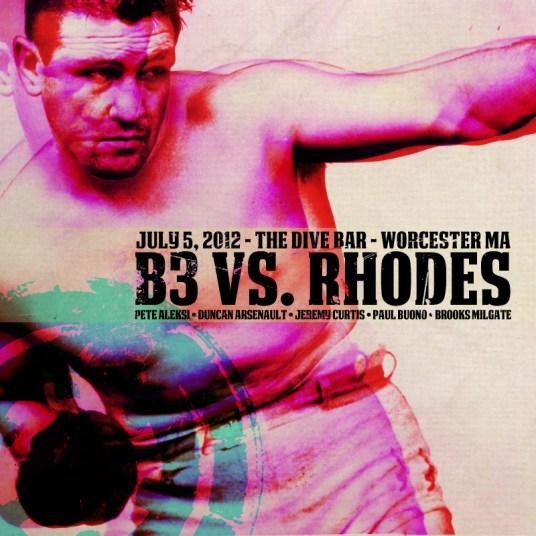 B3 VS. Rhodes Part One