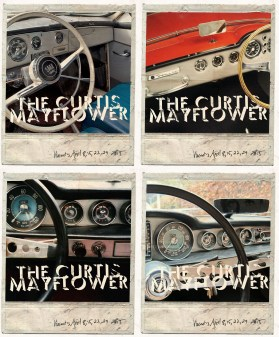 The Curtis Mayflower April Residency at Vincent's