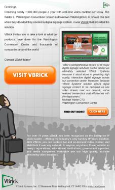 VBrick Email