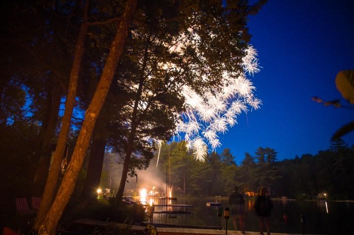 Fireworks - Maine 2016