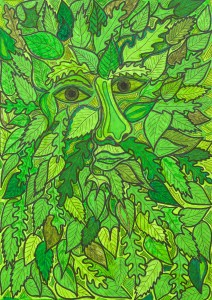 Duncan Grant: The Green Man
