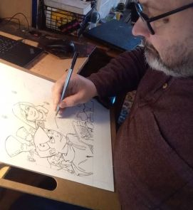 Richard Jeferies: Colouring sheets