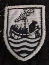 Springhead School blazer badge
