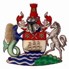 Gravesham Coat of Arms, 1975