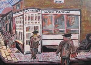Duncan Grant: Warners Shrimp Merchant, Gravesend