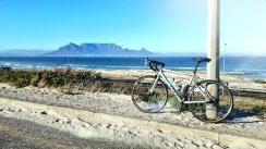 Recovery ride with a view!