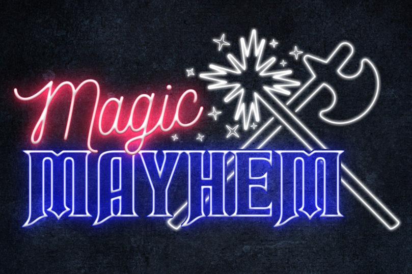 Dragonslaying in MagicXMayhem!