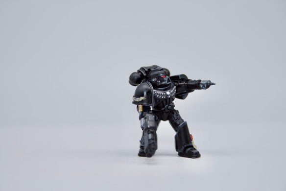 Space Marines 8 - Iron Hands 2