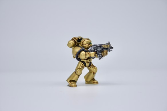 Space Marines 9 -Golden Gryphon 3