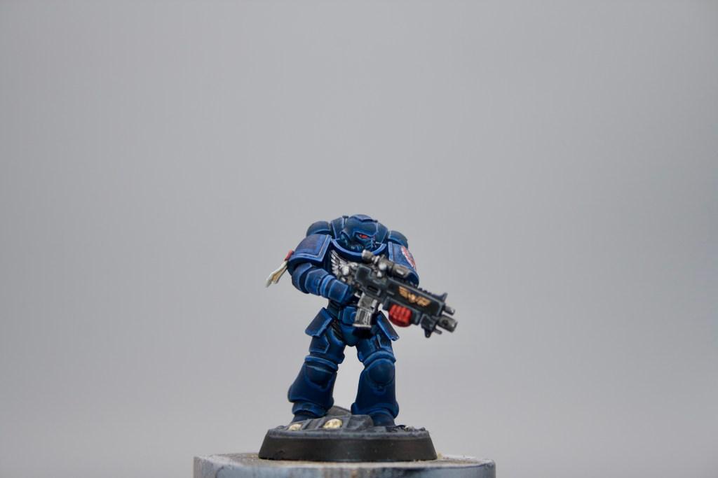 Space Marine - Crimson Fist 1