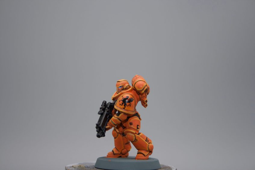 Space Marine - Knights of Gryphonne 3