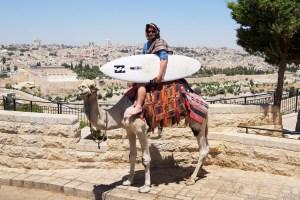 Occy, Mark Occhilupo, Israel, Camel, Billabong, Jerusalem, Photography, Duncan Macfarlane, Dmphoto,