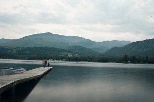 Down by Lake Coniston