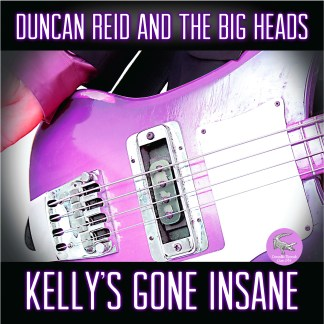 Kelly's Gone Insane Cover