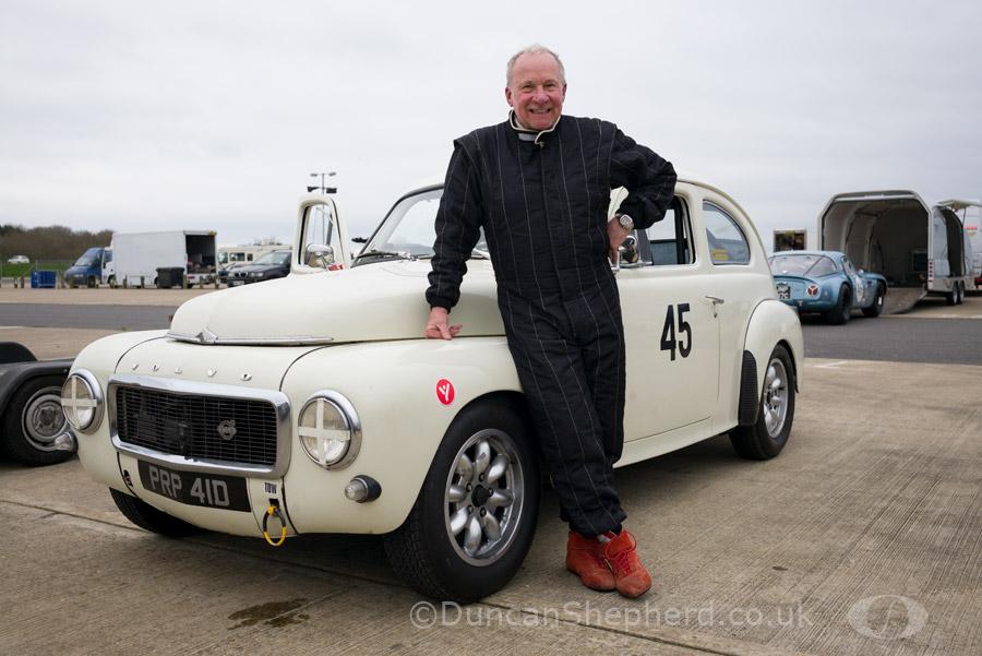 Motorsport portrait