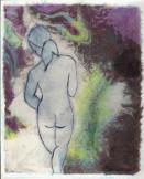 Splashing Forward by Gloria Shaw