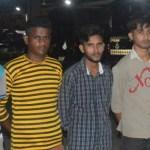 রূপগঞ্জ থেকে ৫ পরিবহন  চাঁদাবাজ গ্রেফতার