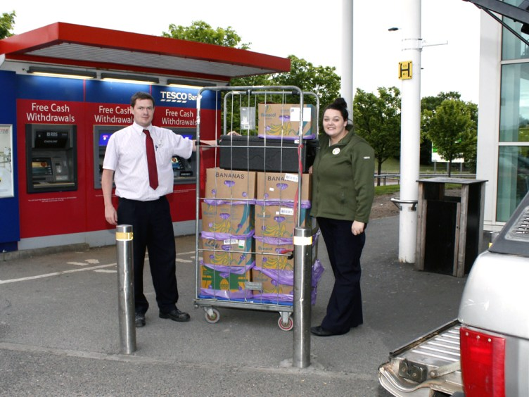 DSG Tesco Community Food Connection