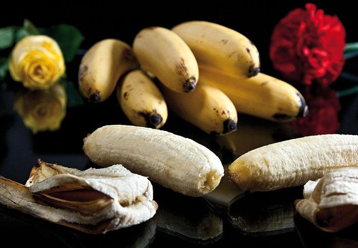 бананы для салата
