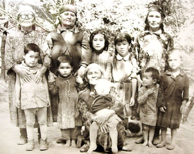 на киргизском джайлоо