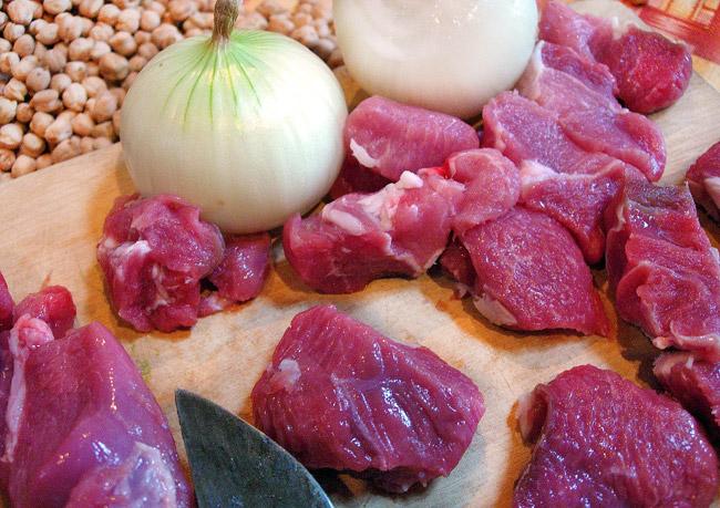подготовка мяса для шашлыка в тонком кляре