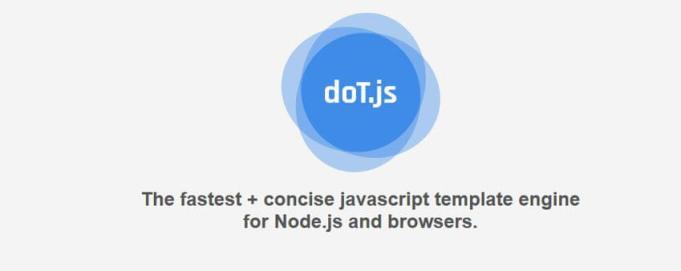 JavaScript template engine