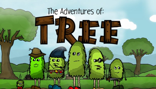 The Adventures of Tree Game Capsule