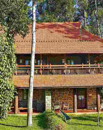 Kerala house house at Dune Elephant Valley Hotel