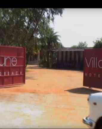 Video report on Dune hotel vision by Deidi Von Schaewen