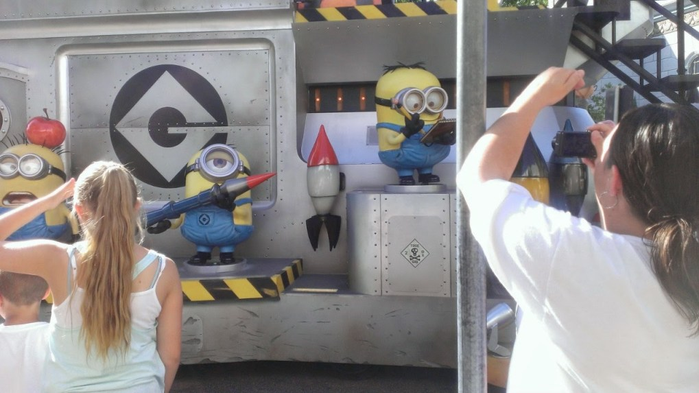 Universal Studios Parade