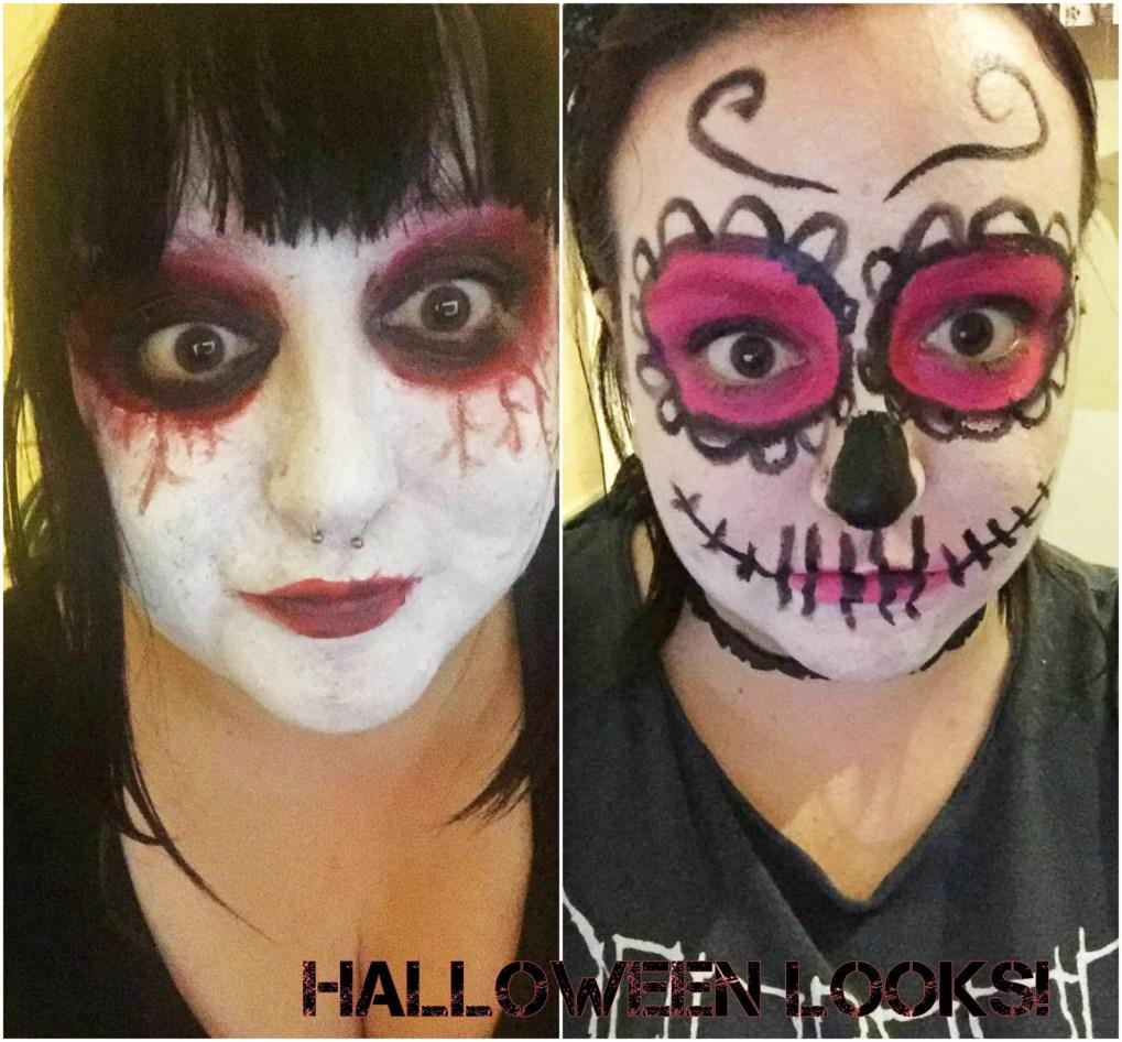 Halloween Makeup 2016
