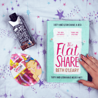 The Flat Share Book Review