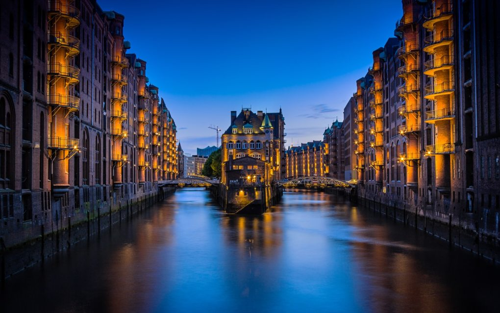City Break in Hamburg