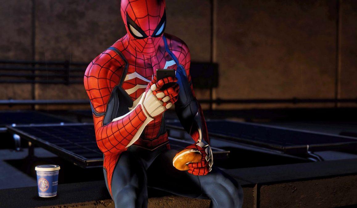 """В Marvel's Spiderman появится режим """"Новая игра +"""" • Dungen"""