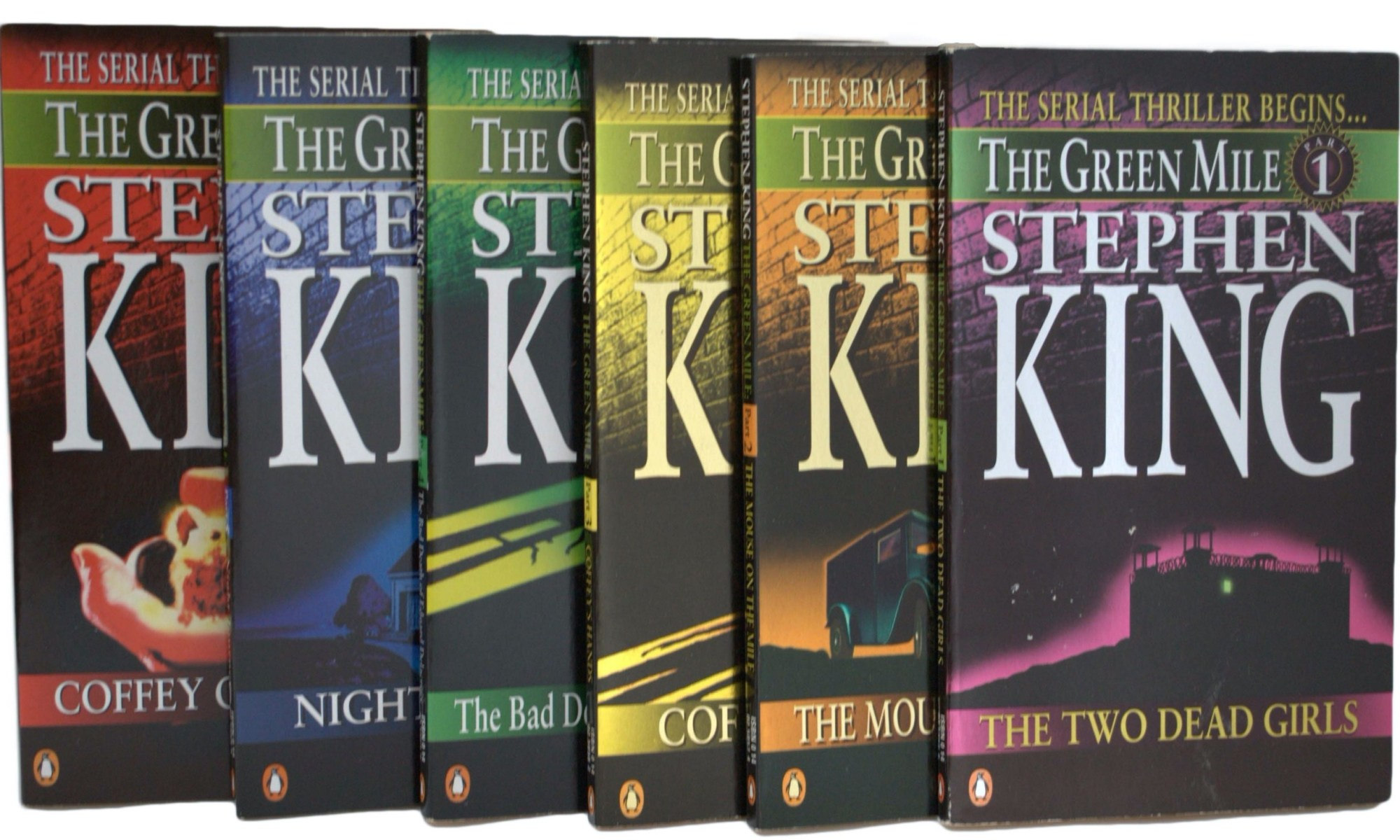 The Green Mile book series.