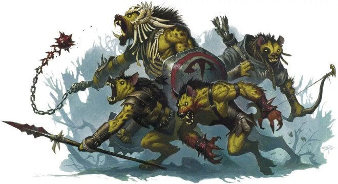 havoc runner gnoll tome of beasts