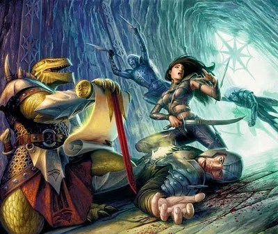 party without healing D&D 5e