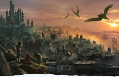 City Building for Your TTRPG Campaign Dungeon Solvers