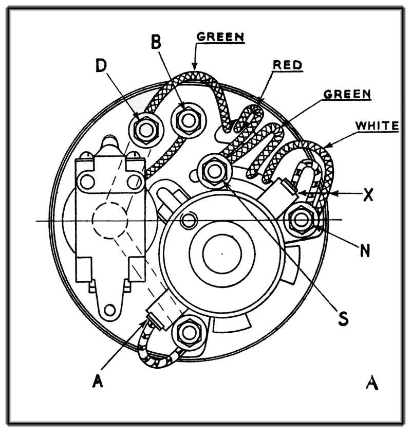 Ford C4 Neutral Safety Switch Wiring Diagram. Ford. Wiring