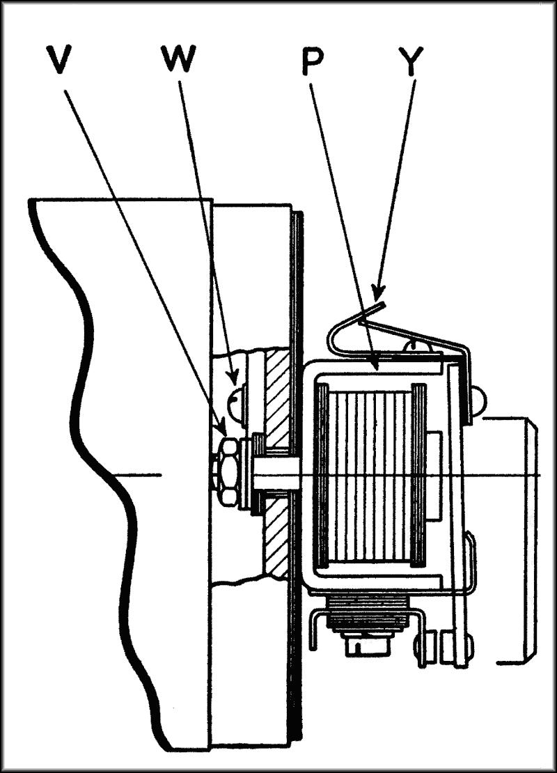 Miller cutout dvr type dynamo