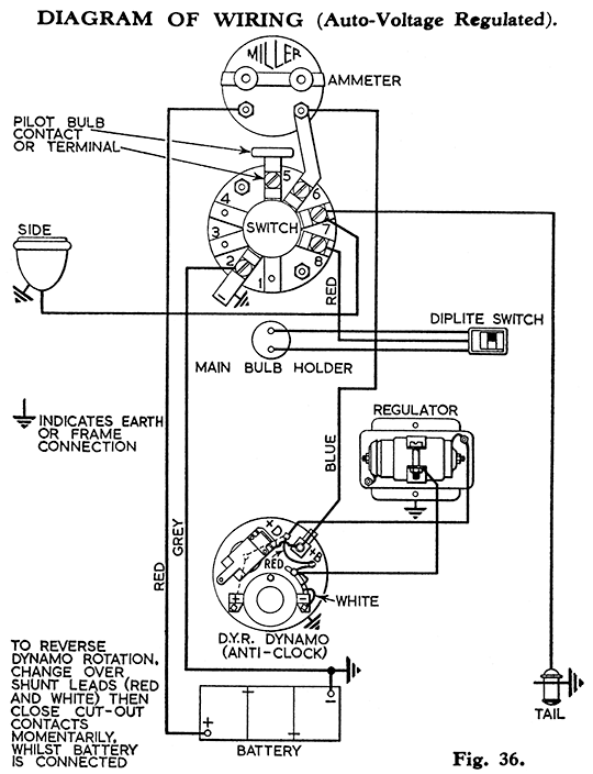 The Lighting Equipment 6-volt