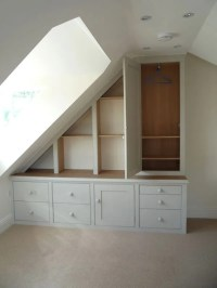 Furniture - Attic and Under Eaves Cupboards - Dunham ...