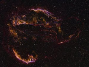 Lagoon Nebula (Sumber: APOD)