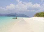Mergui archipelago in Myanmar