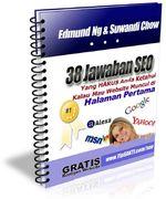 Gambar Ebook 38 Jawaban SEO
