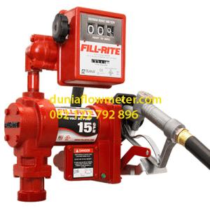 AC Fuel Transfer Pump FR701