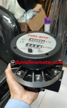 Aluminum Oval Gear Flowmeter