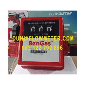 Distributor Flowmeter Bengas