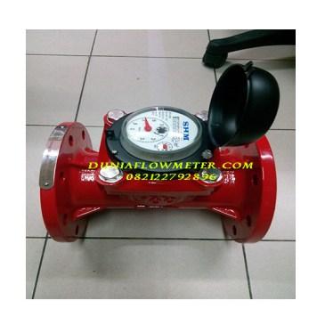Jual Hot Water Meter SHM Size 3 Inchi