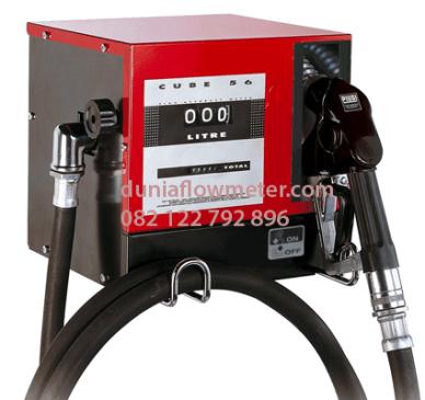 AC Pump Flowmeter FR 2100 AC
